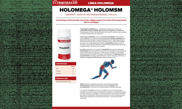Ficha Técnica Holomega HoloMSM