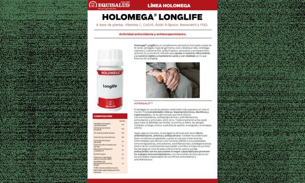 Ficha Técnica Holomega Longlife