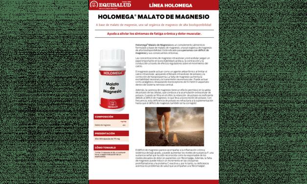 Ficha Técnica Holomega Malato de Magnesio