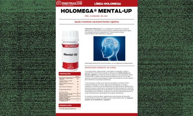 Ficha Técnica Holomega Mental-Up