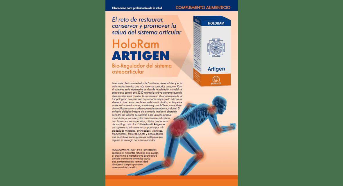 Ficha Técnica Holoram Artigen