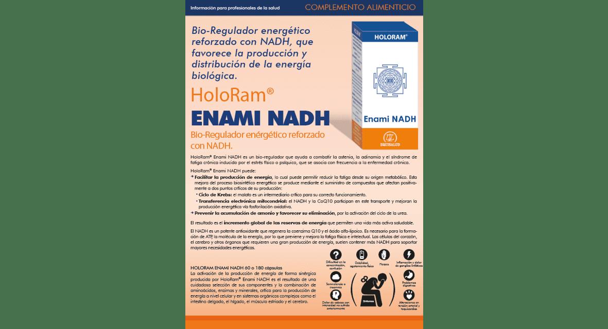 Ficha Técnica Holoram Enami NADH
