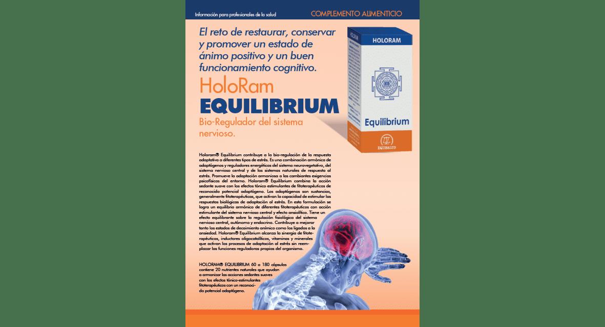 Ficha Técnica Holoram Equilibrium