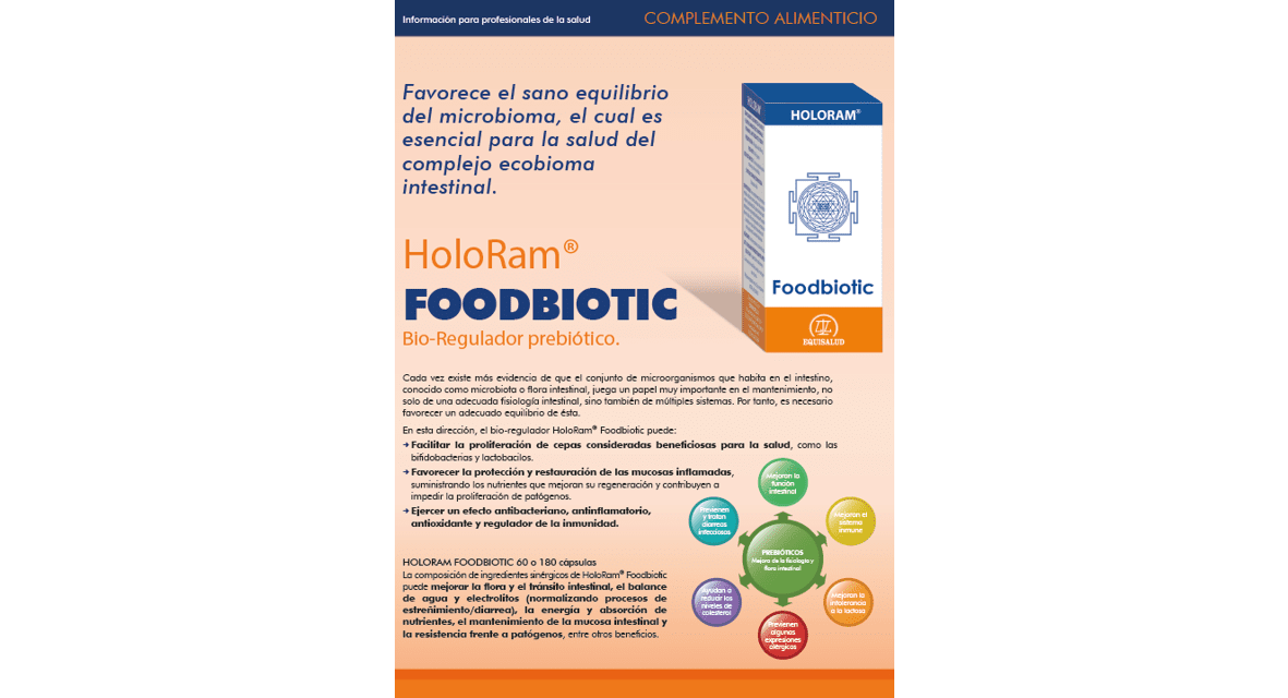 Ficha Técnica Holoram Foodbiotic