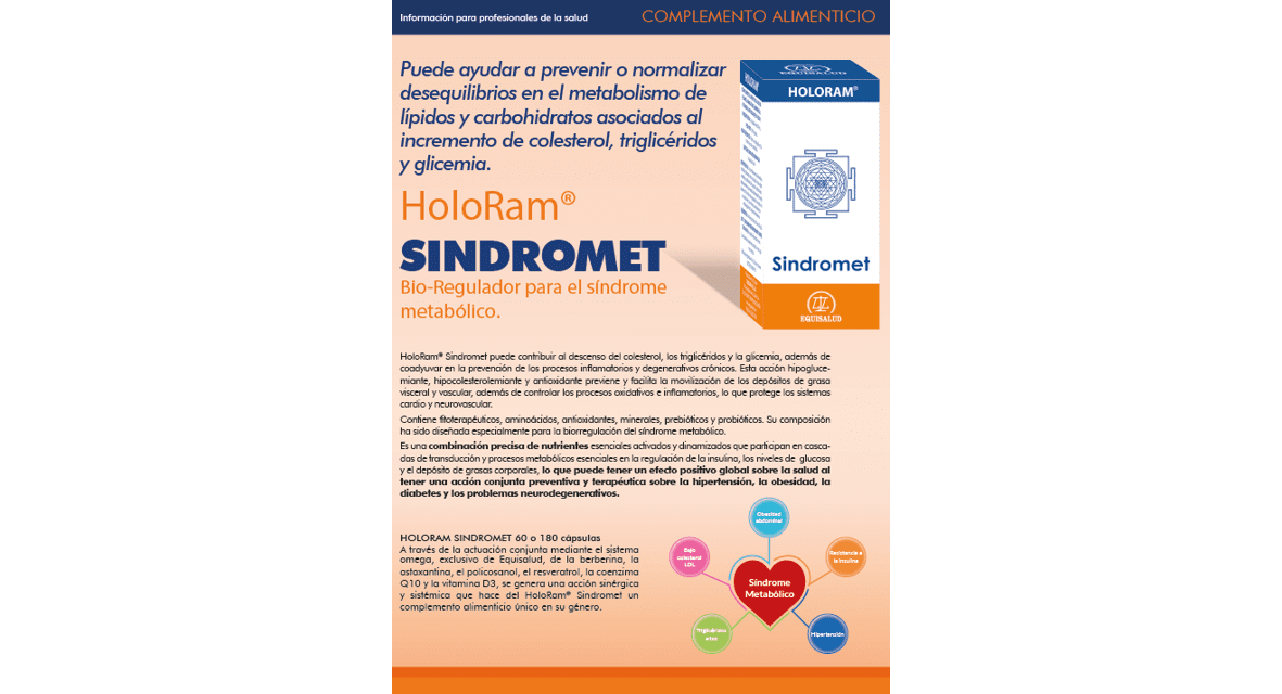 Ficha Técnica Holoram Sindromet