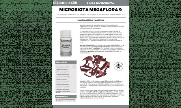 Ficha Técnica Microbiota Megaflora 9