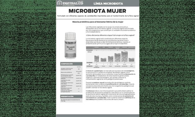 Ficha Técnica Microbiota Mujer