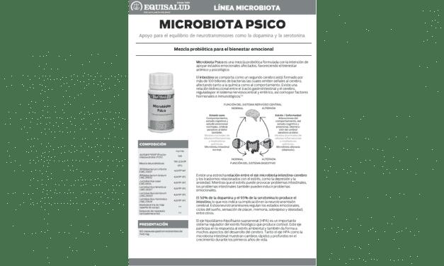 Ficha Técnica Microbiota Psico