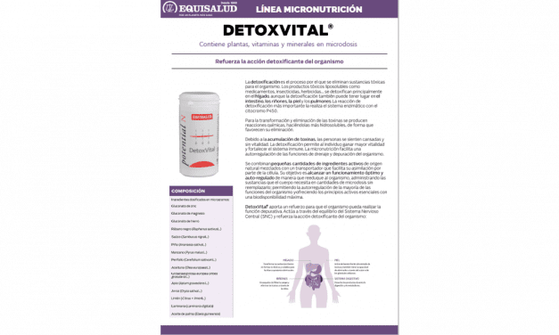 Ficha Técnica Micronutrición DetoxVital
