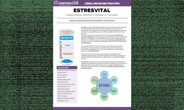 Ficha Técnica Micronutrición EstresVital