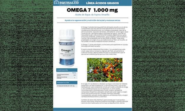 Ficha Técnica Omega 7