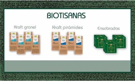 Biotisanas: infusiones ecológicas para combatir los síntomas más comunes de nuestra vida diaria