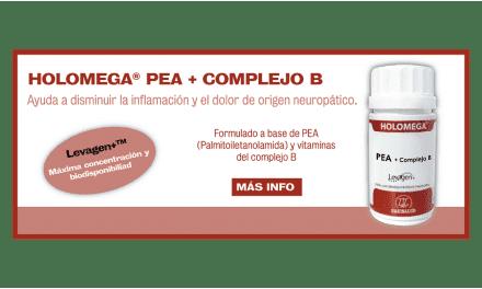Presentamos el nuevo Holomega® PEA + Complejo B