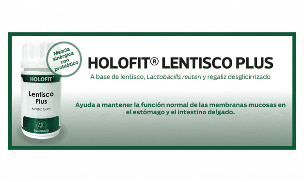 Presentamos el nuevo Holofit Lentisco Plus