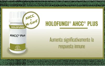 Descubra el nuevo Holofungi AHCC Plus