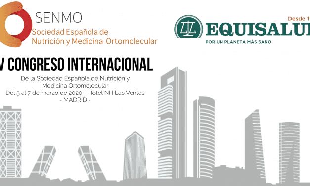 Equisalud estará en el V Congreso Internacional de SENMO