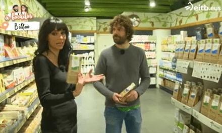 Las infusiones de Josenea Bio triunfan en la televisión vasca