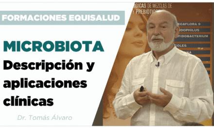 Microbiota: descripción y aplicaciones clínicas. Dr. Tomás Álvaro