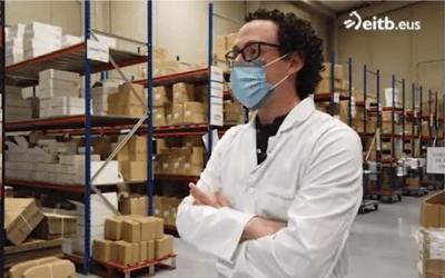 Equisalud en Navarra Directo: nuestro trabajo durante la pandemia
