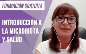 Portada del curso Introducción a la Microbiota y salud