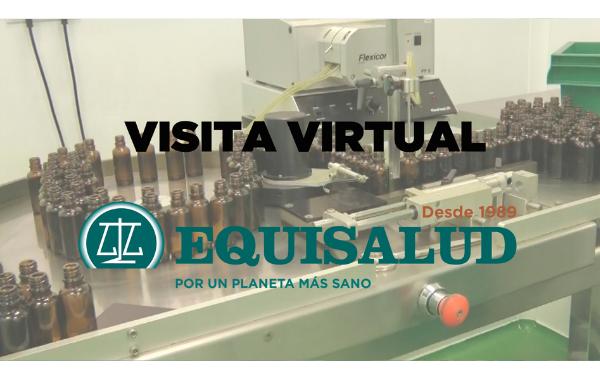 Visita virtual a Equisalud