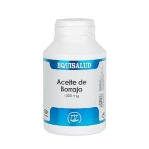 Aceite de Borraja 1.000 mg 120 cápsulas
