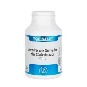 Aceite de Semilla de Calabaza 1.000 mg 120 cápsulas