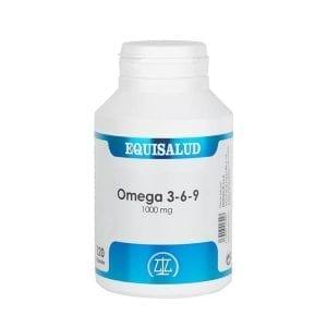 Omega 3-6-9 1.000 mg 120 cápsulas