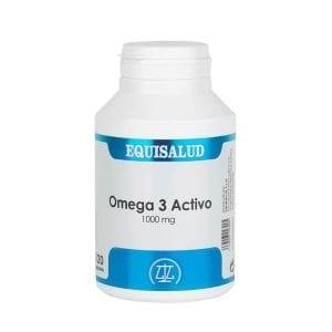 Omega 3 Activo 1.000 mg 120 cápsulas