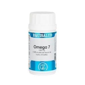 Omega 7 1.000 mg (100% Aceite de Bayas de Espino Amarillo) 40 cápsulas