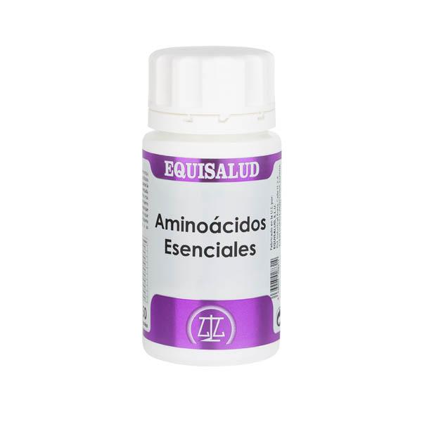 Aminoácidos Esenciales 50 cápsulas