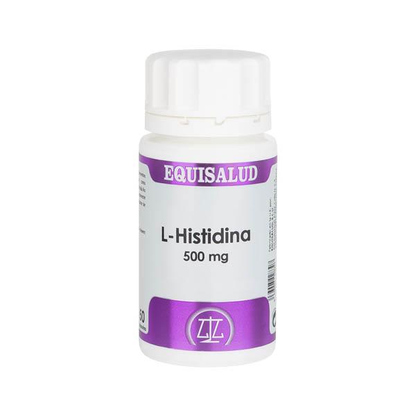 L-Histidina 50 cápsulas