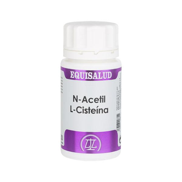 N-Acetil L-Cisteína 50 cápsulas