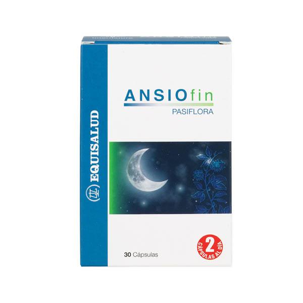 Internature Ansiofin 30 cápsulas