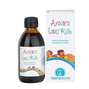 Arcoíris Laxi Kids jarabe laxante para niños