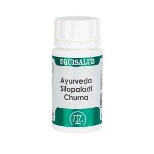 Ayurveda Sitopaladi churna 50 cápsulas