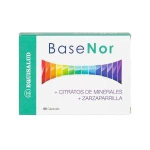Internature BaseNor 60 cápsulas