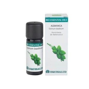 Bio Essential Oil Albahaca 10 ml.