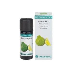 Bio Essential Oil Bergamota 10 ml.