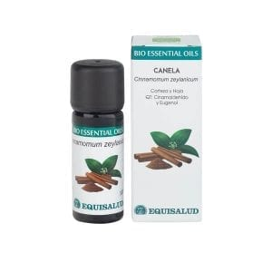 Bio Essential Oil Canela 10 ml.
