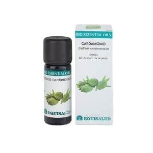 Bio Essential Oil Cardamomo 10 ml.