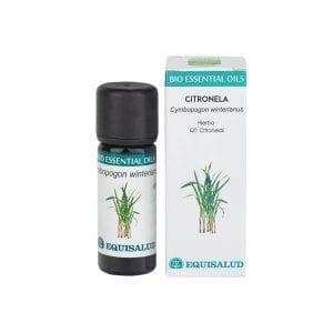 Bio Essential Oil Citronela 10 ml.