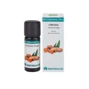 Bio Essential Oil Cúrcuma 10 ml.