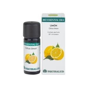 Bio Essential Oil Limón 10 ml.
