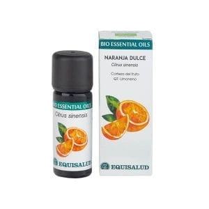 Bio Essential Oil Naranja Dulce 10 ml.