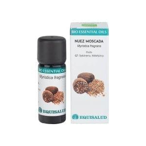 Bio Essential Oil Nuez Moscada 10 ml.