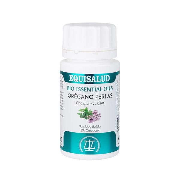 Bio Essential Oils Orégano 60 perlas