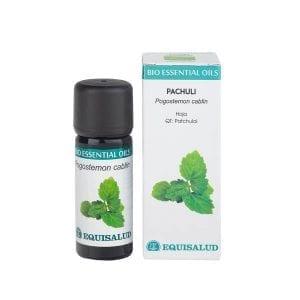 Bio Essential Oil Pachuli 10 ml.
