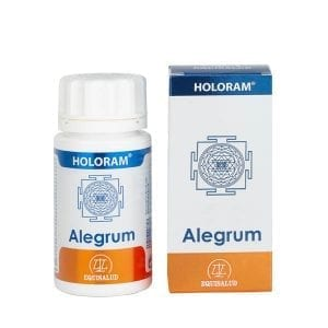 HoloRam Alegrum 60 cápsulas
