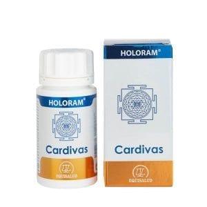HoloRam Cardivas 60 cápsulas